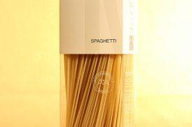 Spaghetti in astuccio da 1 chilogrammo dell'azienda agricola Mancini