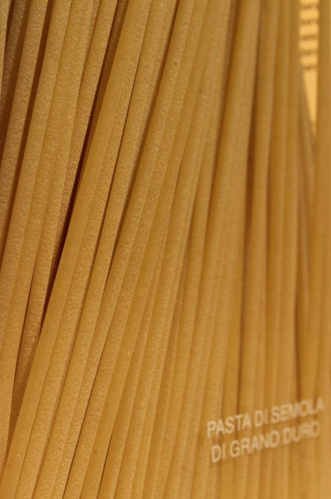 Immagine di dettaglio degli spaghetti Mancini