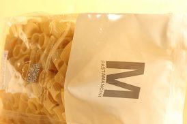 Mezze maniche in busta da 500 grammi dell'azienda agricola Mancini