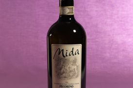 vino mida pecorino 2014 prodotto dall'azienda agricola allevi maria letizia