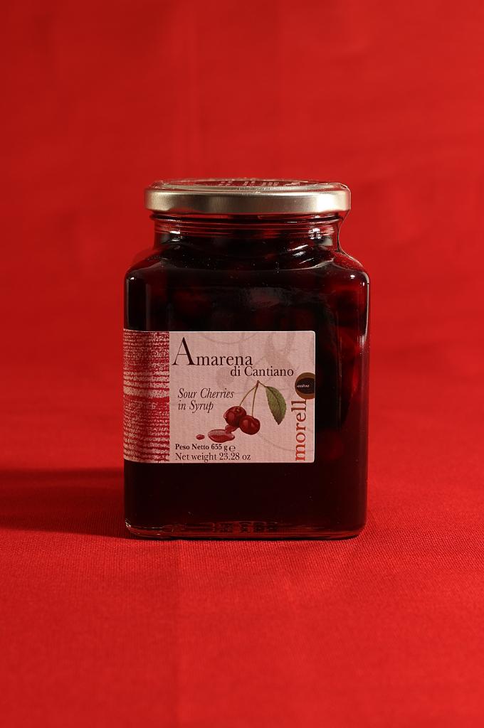 Amarene di Cantiano di Morello Austera