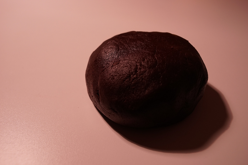 Pasta frolla al cioccolato fondente Mencarelli
