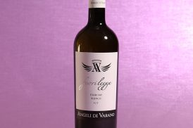 Fuorilegge, Marche Bianco IGT prodotto dall'azienda agricola Angeli di Varano